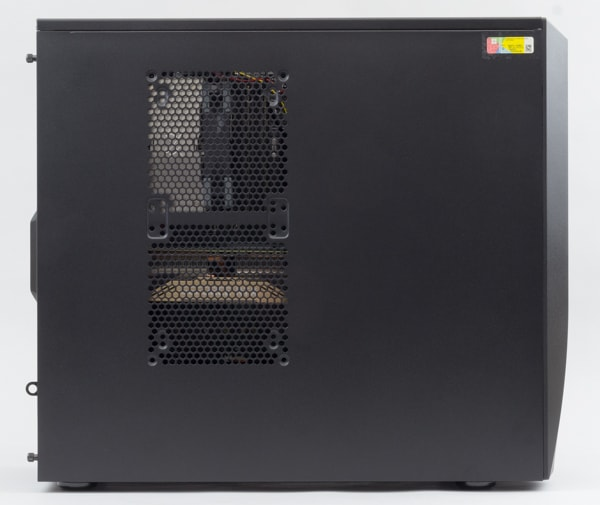 GALLERIA ZZ i9-9900K 左側面