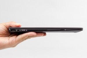 HP ENVY 13 x360 特徴 スリムでコンパクトなボディ