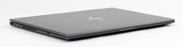 HP ENVY 13 x360 スリムなボディ