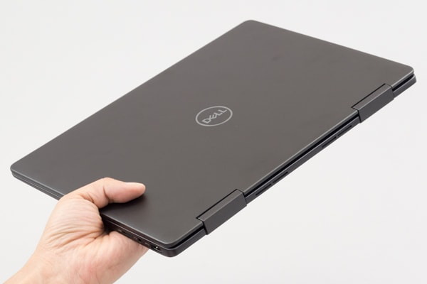 Inspiron 13 7000 2-in-1 軽さ