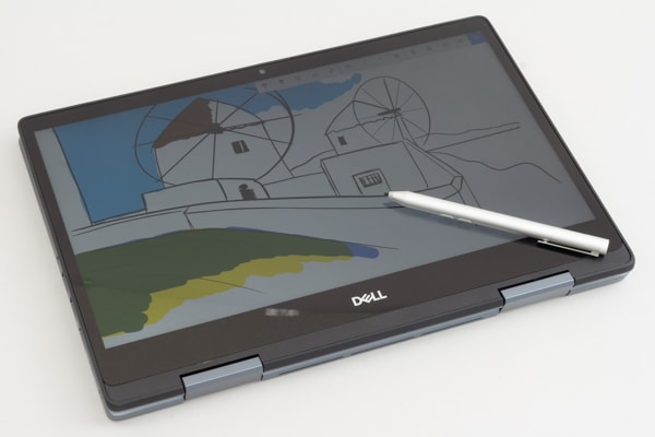 Inspiron 14 5000 2-in-1 ペン入力