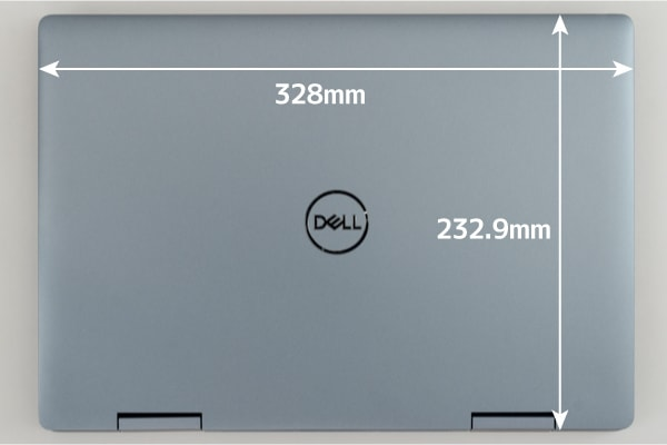 Inspiron 14 5000 2-in-1 大きさ