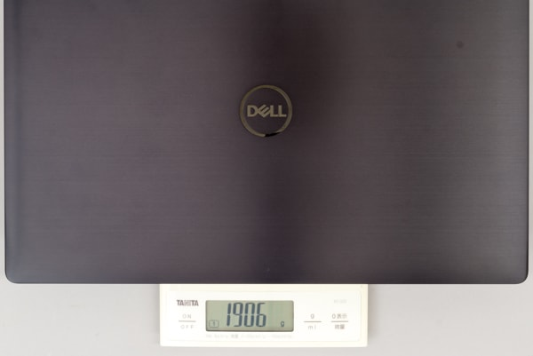 Precision 15 5000 (5530) 重さ