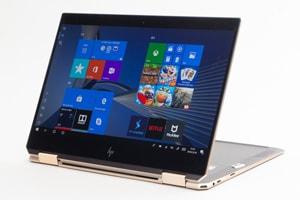 HP Spectre x360 13 特徴 さまざまなスタイルで使える