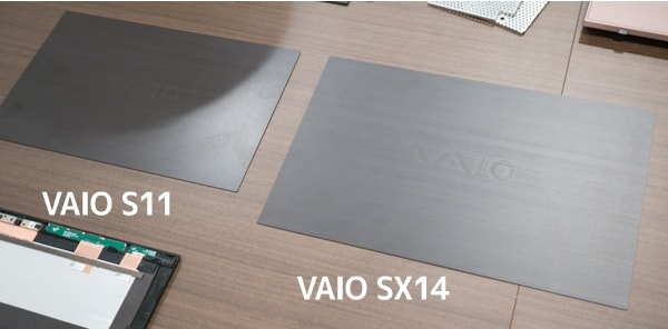 VAIO SX14 UDカーボン