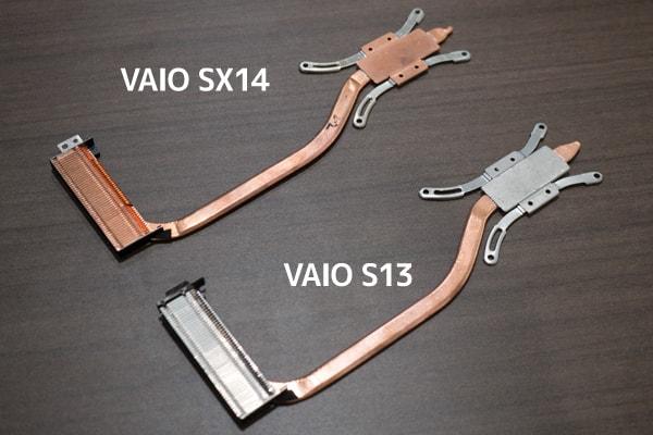 VAIO SX14 Core i7専用部品