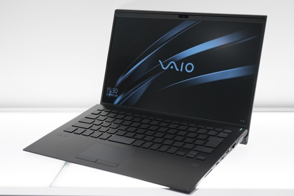 VAIO SX14 本体デザイン
