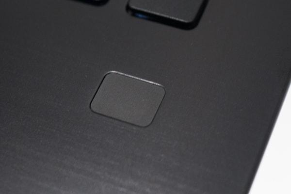 VAIO SX14 指紋センサー