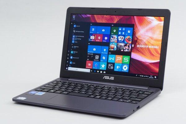 ASUS VivoBook W203MA スペック概要