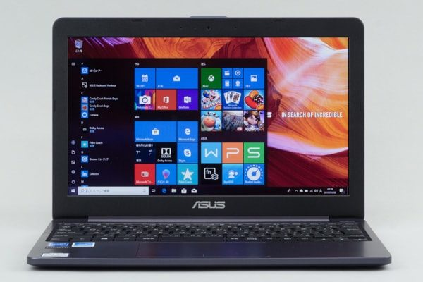 ASUS VivoBook W203MA 液晶ディスプレイ