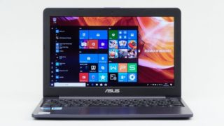 ASUS VivoBook W203MA レビュー:超軽量&バッテリー長持ちなのに安い11.6型ノートPC