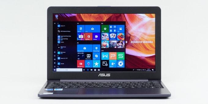 ASUS VivoBook W203MA レビュー