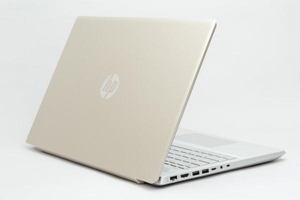 HP Pavilion 15-cu0000 本体カラー