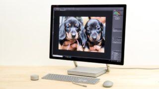 Surface Studio 2 レビュー:4Kをしのぐ高解像度でクリエイティブな作業に適した一体型PC