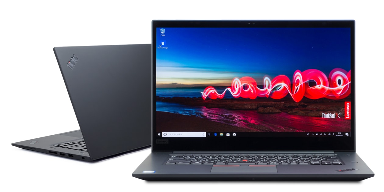 ThinkPad X1 Extrem レビュー