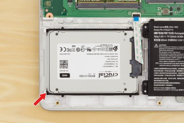 Critea DX-KS RH3 SSD
