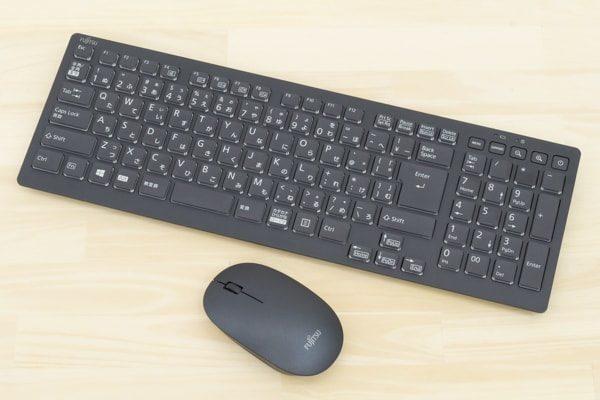 ESPRIMO FH-X キーボードとマウス