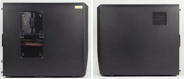 GALLERIA ZG i7-9700K 側面