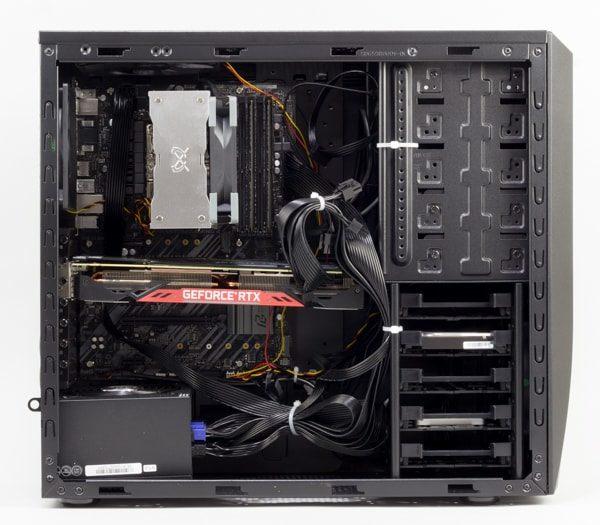 GALLERIA ZG i7-9700K 本体内部