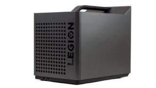 レノボ Legion C530 レビュー:コンパクトで斬新デザインのゲーミングPC