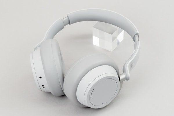 Surface Headphones デザイン