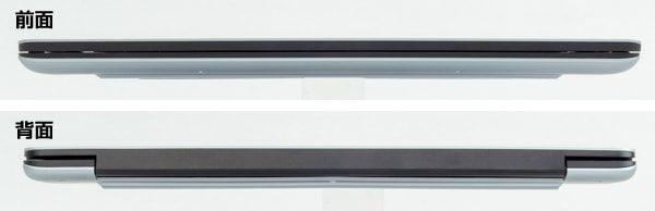 Vostro 15 5000 (5581) 前面と背面