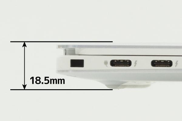 XPS 13 (9380) 高さ