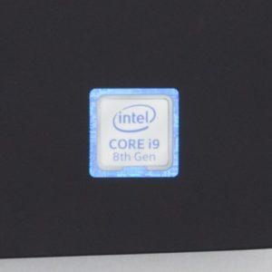 ALIENWARE M17 CPU