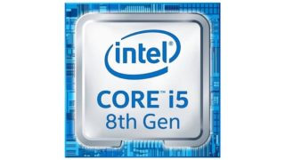 Core i5-8300Hのベンチマーク (性能テスト) 結果