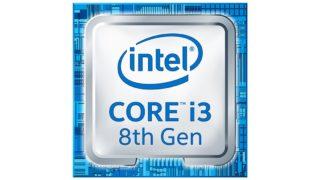 Core i3-8145Uのベンチマーク (性能テスト) 結果