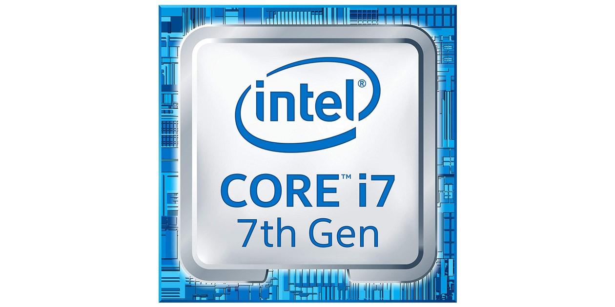Core i7-7700HQのベンチマーク (性能テスト) 結果