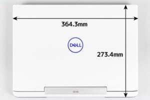 Dell G5 15 5590 本体サイズ