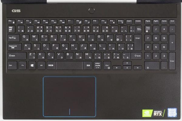 Dell G5 15 5590 キーボード