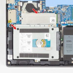 Dell G5 15 5590 SSD換装