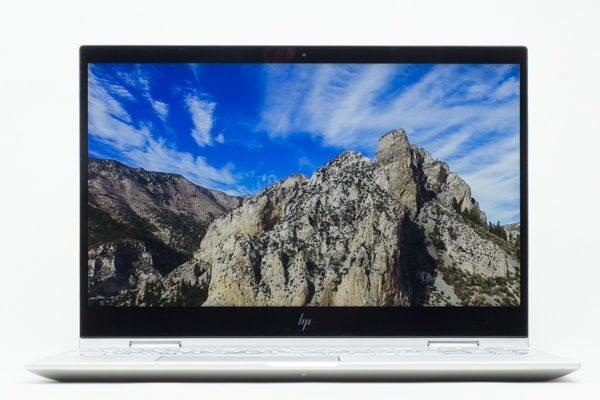HP ENVY 15 x360 画面