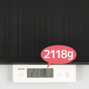 GALLERIA GCF2060-E 重さ
