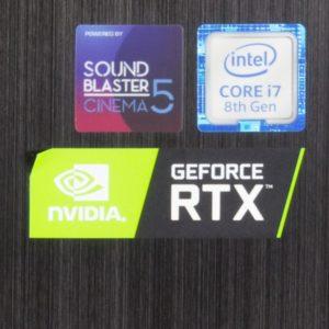 GALLERIA GCF2060-E GPU