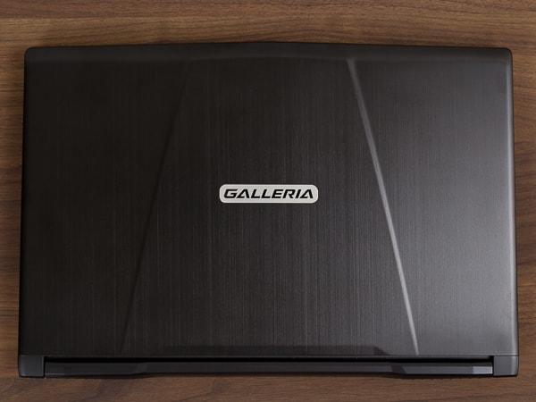 GALLERIA GCR1660TGF 天板