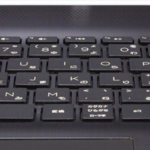 HP 17-by0000 タイプ感
