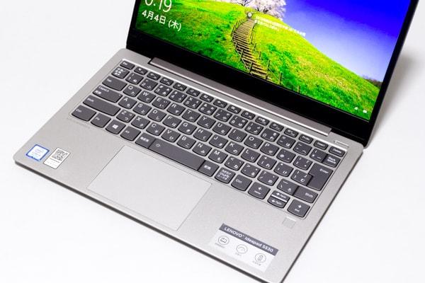 Ideapad S530 ベンチマーク