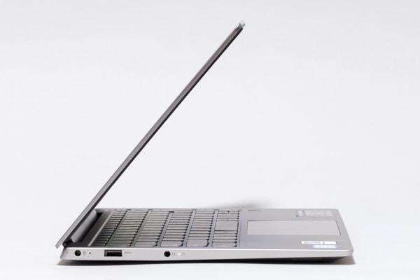 Ideapad S530 インターフェース