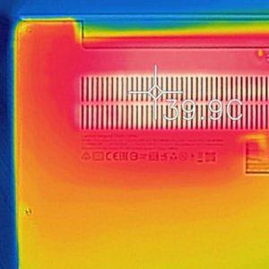 Ideapad S530 本体の熱