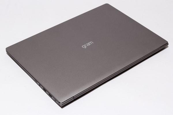 LG gram 17 (17Z990) インターフェース