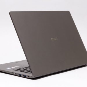 LG gram 17 (17Z990) 本体カラー