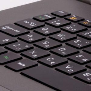 LG gram 17 (17Z990) タイプ音