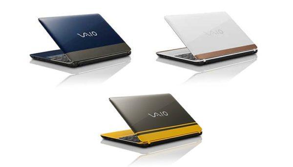 VAIO C15 本体カラー