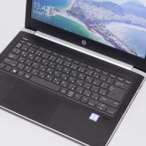 HP ProBook 430 G5 キーボード面