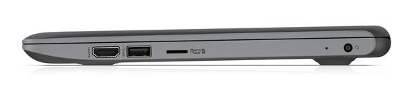 HP Stream 11 Pro G5 右側面