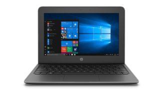 HP Stream 11 Pro G5 :コンパクトで頑丈! 子供向けにもピッタリな小型ノートPC
