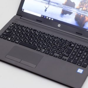 HP 250 G7 キーボード面